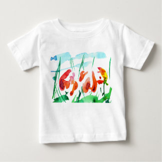 ''Tulip tale'' Baby T-Shirt