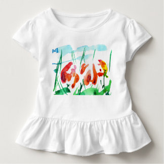''Tulip tale'' Toddler T-Shirt