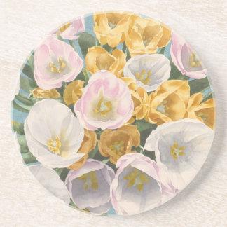 Tulip Tantrum coaster