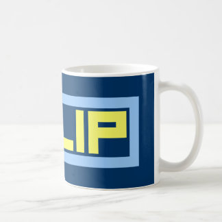 TULIP the mug - Part Blue