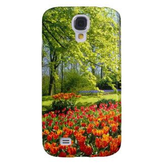 Tulip time, gardens at Keukenhof Galaxy S4 Case