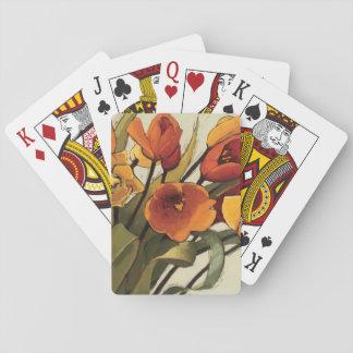 Tulip Time Poker Deck