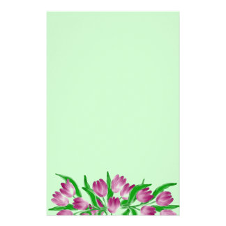 Tulip Time Stationery
