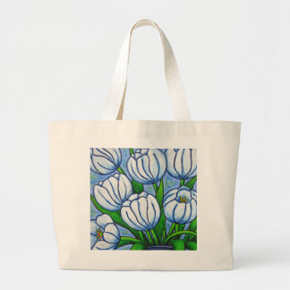 Tulip Tranquility Tote Bag