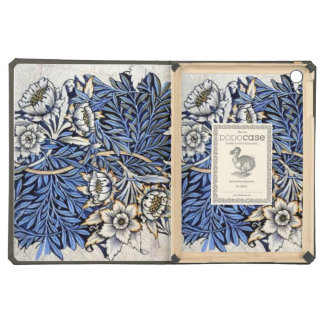 """Tulip & Willow"" by William Morris iPad Air Cover"
