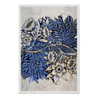 Tulip Willow by William Morris - Print