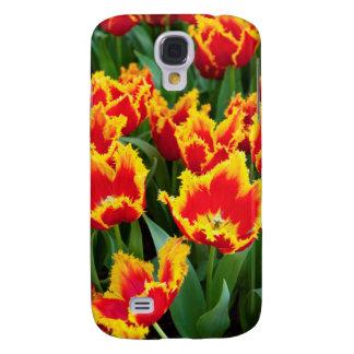 Tulipa Fabio, Keukenhof, Netherlands Galaxy S4 Case