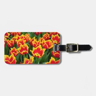 Tulipa Fabio, Keukenhof, Netherlands Luggage Tag