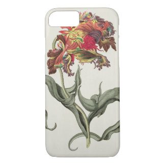 Tulipa Monstrosa Rubra Maior from 'Phythanthoza Ic iPhone 8/7 Case