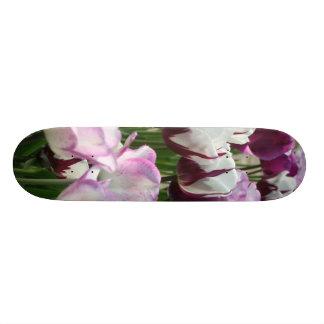 Tulips 21.6 Cm Old School Skateboard Deck