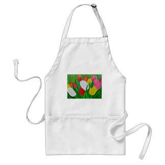 Tulips 2a standard apron