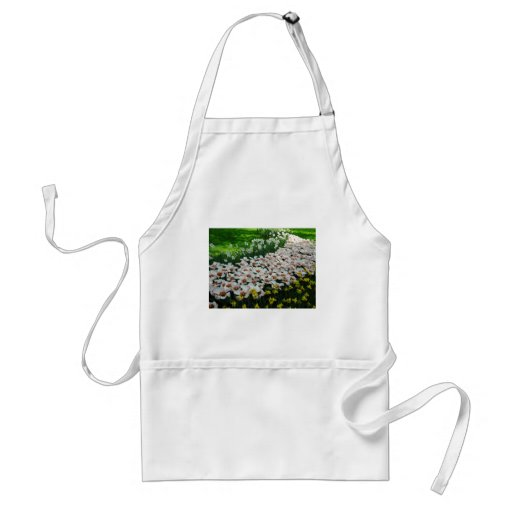 Tulips. #3 aprons