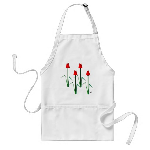 Tulips Apron