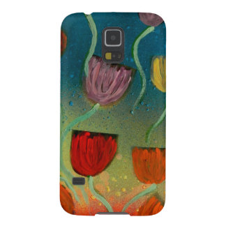 Tulips ascending galaxy s5 cover