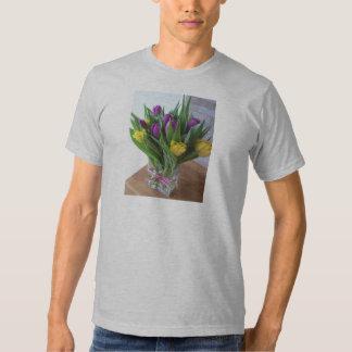 Tulips Bouqet T Shirt