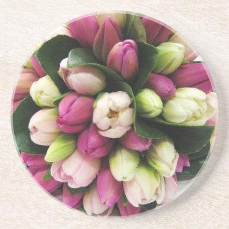 Tulips coaster