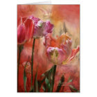 Tulips - Colours Of Love ArtCard Card