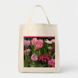 Tulips Daisies Hyacinths
