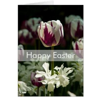 Tulips Easter Card | Osterkarte Tulpen