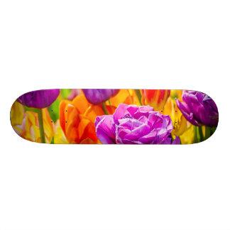 Tulips Enchanting 12a Skate Board Decks