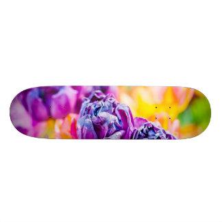 Tulips Enchanting 14 21.6 Cm Skateboard Deck