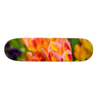 Tulips Enchanting 20 Cm Skateboard Deck