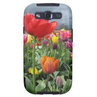 Tulips Field Samsung Galaxy S3 Cover