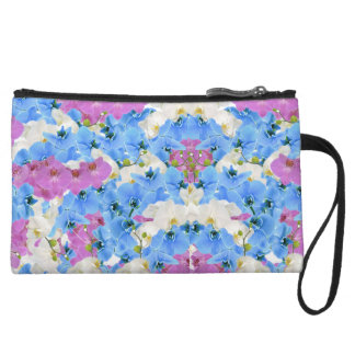 Tulips Floral Colorful  Mini Clutch