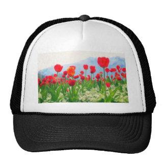 Tulips-Flower.jpg Trucker Hat
