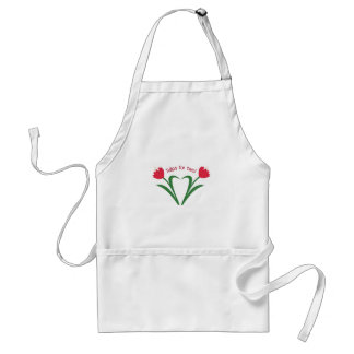 Tulips For Two! Apron