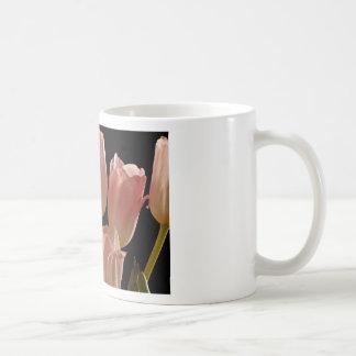 Tulips for You Basic White Mug