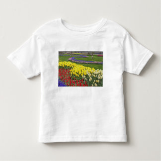 Tulips, Grape Hyacinth, and Daffodils, Toddler T-Shirt