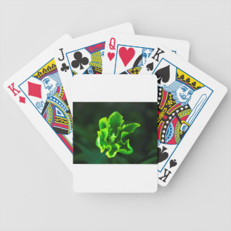 Tulips Green.jpg Bicycle Playing Cards