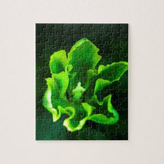 Tulips Green.jpg Jigsaw Puzzle