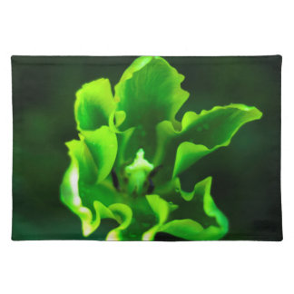 Tulips Green.jpg Placemat