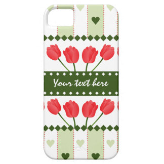 Tulips & Hearts iPhone Case-Mate