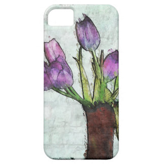 Tulips in a Vase iPhone 5 Case-Mate