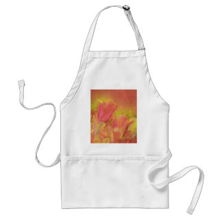 Tulips in Pastels Aprons
