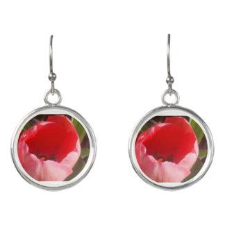 Tulips In Sun Earrings