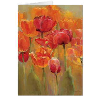 Tulips in the Midst Card