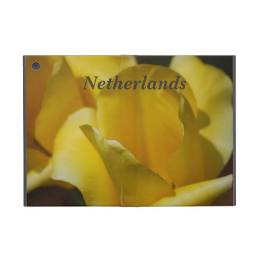 Tulips in the Netherlands iPad Mini Covers