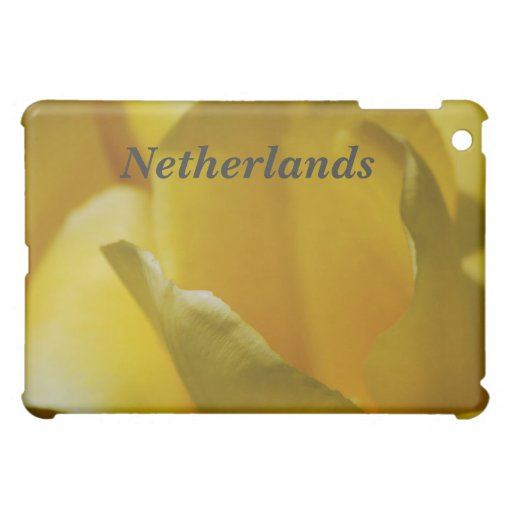 Tulips in the Netherlands iPad Mini Cases