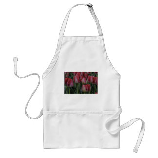 Tulips in the Spring Apron