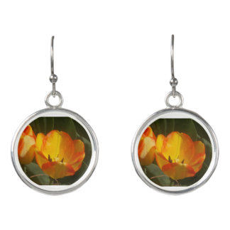 Tulips In The Sun Earrings