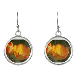 Tulips In The Sun Earrings