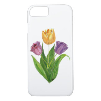 Tulips iPhone 7 case