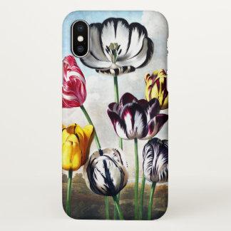 Tulips iPhone X Case
