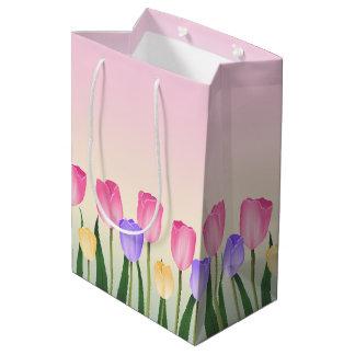 Tulips Medium Gift Bag