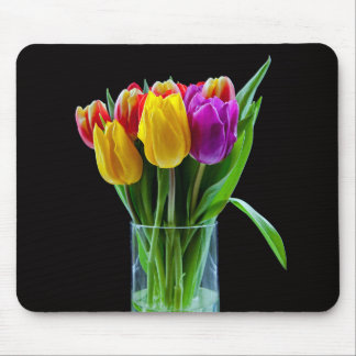 Tulips Mouse Mat