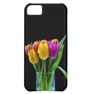Tulips on the phone iPhone 5C case